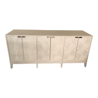 White Extra Large Cabinet