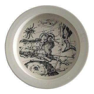 Ceramic 'Aries The Ram' Dish