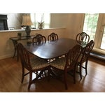 Image of Drexel Travis Court Dining Room Table