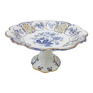 Meissen Porcelain Dessert Server