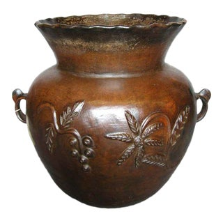 19th Century Ceramic Pot