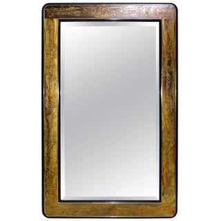 Mastercraft Original Bernhard Rohne Acid Etched Mirror