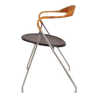 Saffa HE103 Chair by Hans Eichenberger for Dietiker, Switzerland, 1955