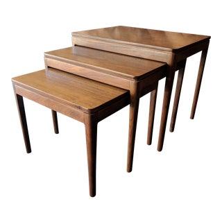 Drexel Declaration By Kipp Stewart Nesting Tables - Set of 3