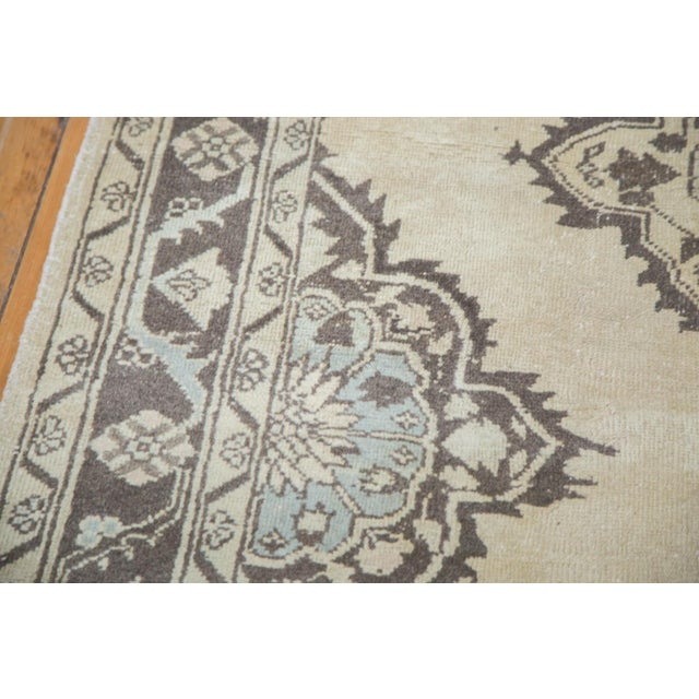 "Distressed Oushak Runner - 5' X 12'10"" - Image 6 of 10"