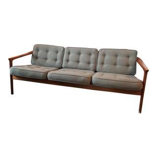 Folke Olsson for Dux Mid-Century Sweden Sofa