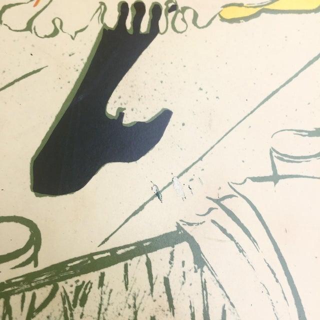 Lautrec Moulin Rouge Framed Poster - Image 6 of 11