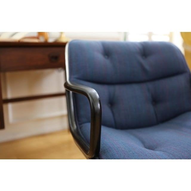 Mid-Century Modern Knoll International Desk Chair - Image 6 of 9