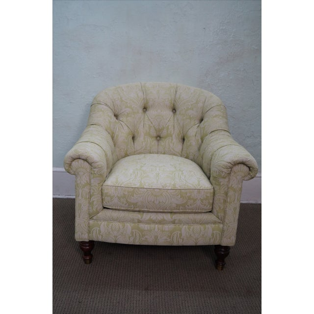 Martha Stewart Traditional Lounge Chair - Image 2 of 10