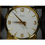 Image of 1950's Jaeger LeCoultre Asian Marina Atmos Clock