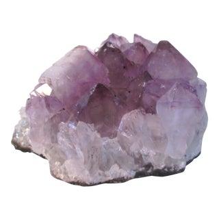 Brazilian Raw Amethyst Crystal Specimen