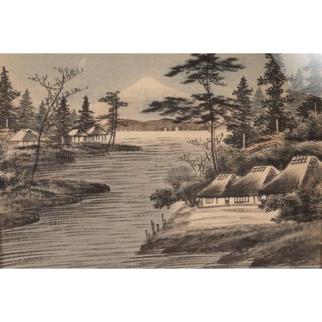 Image of Serigraph on Silk