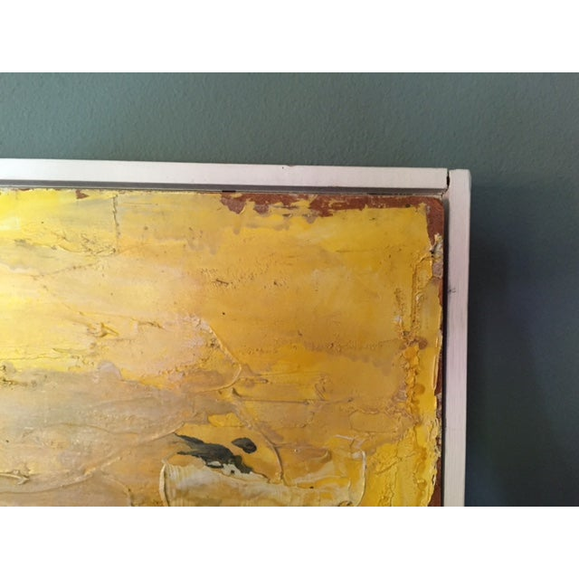 Walter Hook Mid-Century Abstract Painting - Image 7 of 7