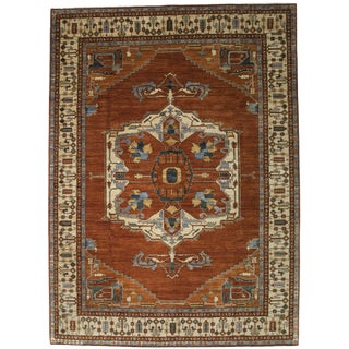 """Ziegler Hand Knotted Area Rug - 10'0"""" X 13'9"""""""