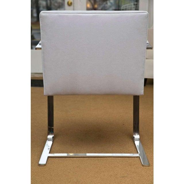 Set of 4 Vintage Ludwig Mies van der Rohe Brno Chairs - Image 6 of 7