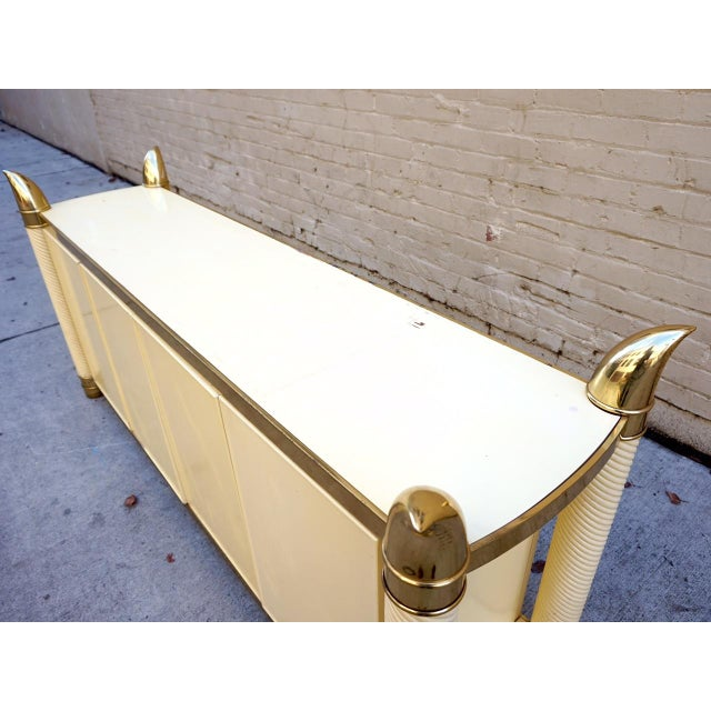 Image of Hollywood Regency Cabinet & Buffet