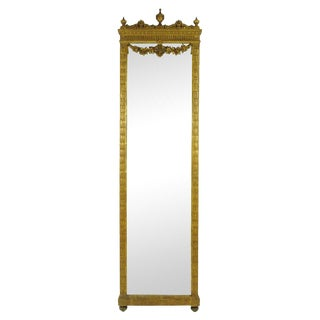 19th Century French Pier Mirror