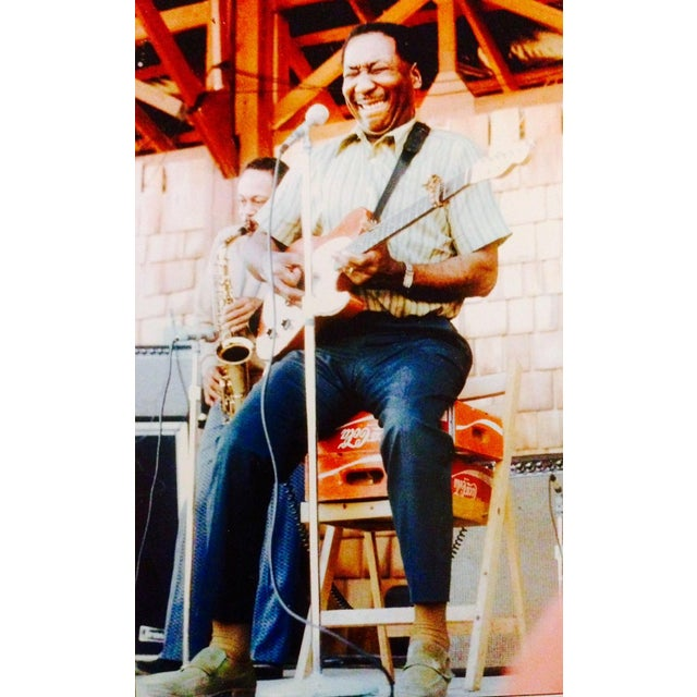 Original Muddy Waters Signed Photograph - Image 3 of 3