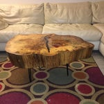 Image of Live Edge Coffee Table