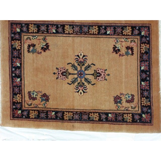 "Persian Bijar Wool Rug 2'3"" x 3'1"" - Image 3 of 4"
