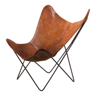 Jorge Ferrari-Hardoy Butterfly Chair for Knoll, 1950s