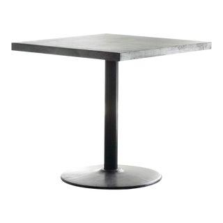 Zinc Bistro Table