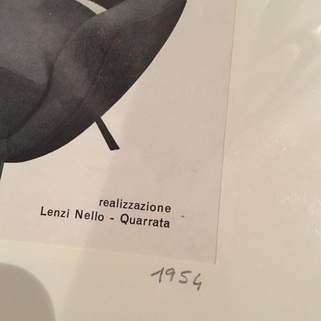 Italian Mid Century Print - Image 7 of 7
