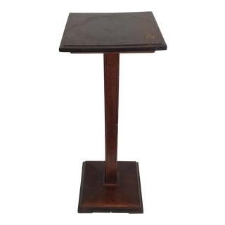 Table - Vintage Pedestal Table