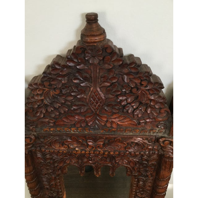 Antique Moroccan Style Mirror - Image 5 of 5