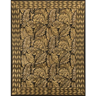 Hand-Knotted Wool Rug - 7'11' x 10'1'