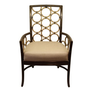 McGuire Laura Kirar Ring Arm Chair