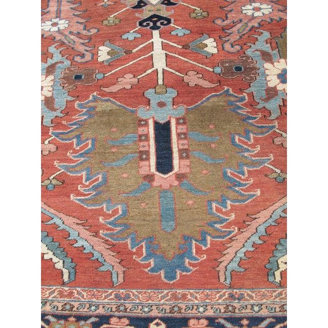 Serapi (Heriz) Carpet - Image 4 of 5