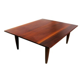 Mid-Century Low Coffee Table