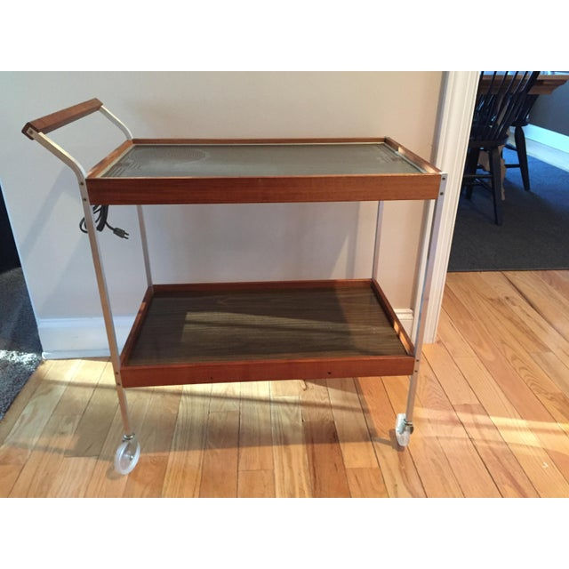 Salton Electric Serving Cart - Image 3 of 8