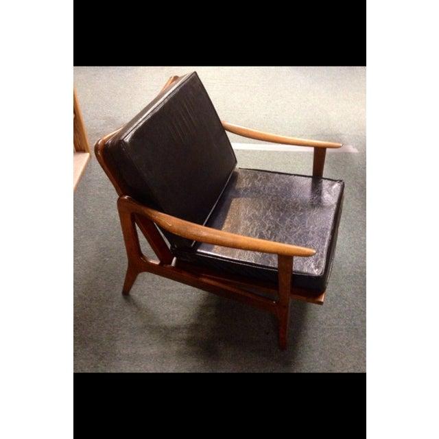 Mid-Century Modern Italian Chair - Image 2 of 10