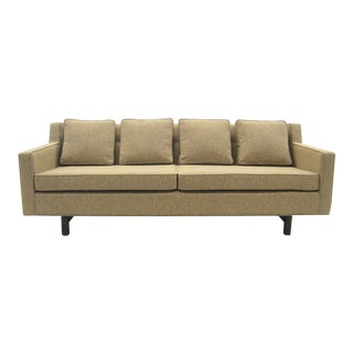 Edward Wormley loose cushion sofa by Dunbar