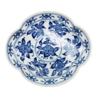 Blue & White Japanese Trinket Dish