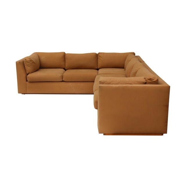 Modern 3-Piece Sectional Sofa - Image 5 of 10