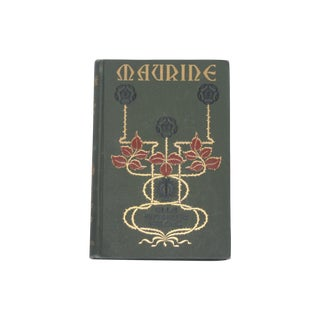 Antique 'Maurine' 1st Edition Book