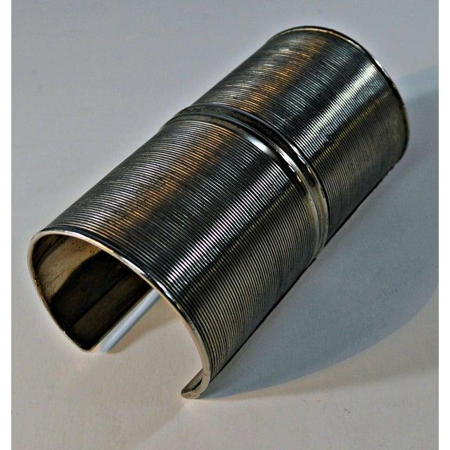 African Metal Tribal Bracelet - Image 3 of 6