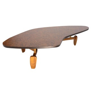John Keal Outrigger Coffee Table