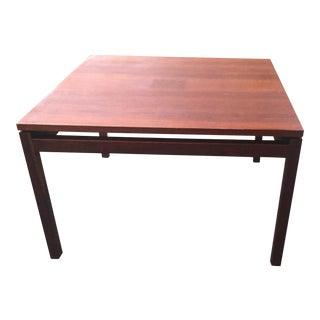 Mid-Century Knoll Table