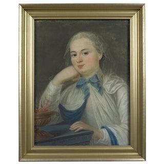 Jean Francois De Sompsois, Portrait Painting