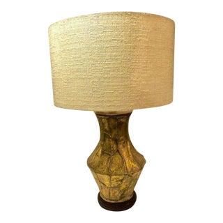 Mid-Century Geometric Table Lamp