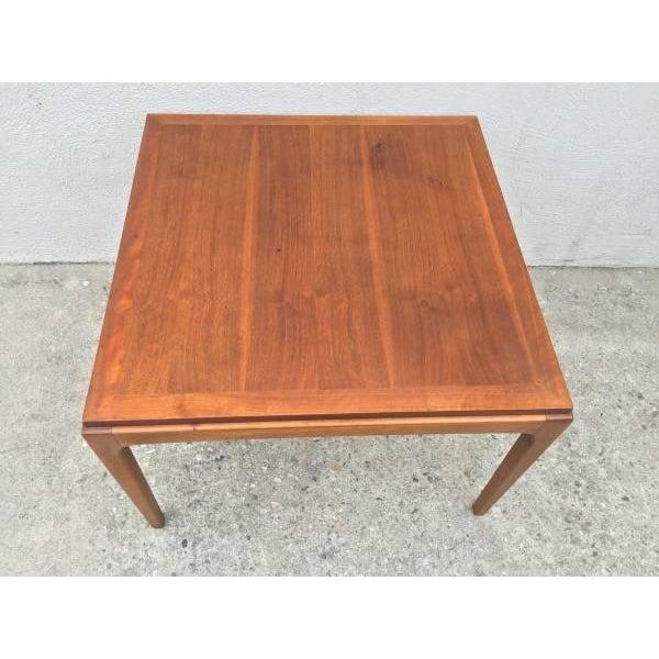 Mid-Century Walnut Coffee Table - Image 6 of 8