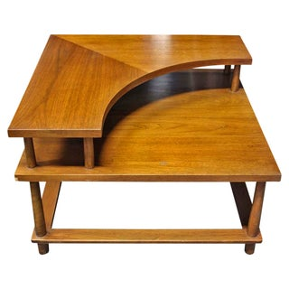 John Widdicomb 2-Tier Coffee Table