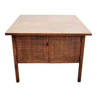 Mid-Century Danish Storage End Table