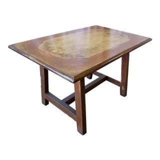Equator Painted Dining Table