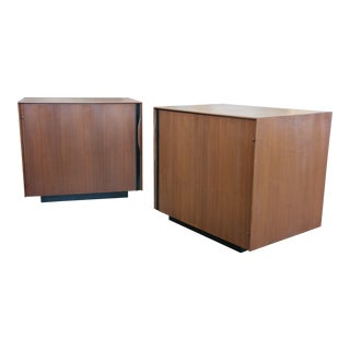 Bar Cabinets by John Kapel for Glenn of California - A Pair