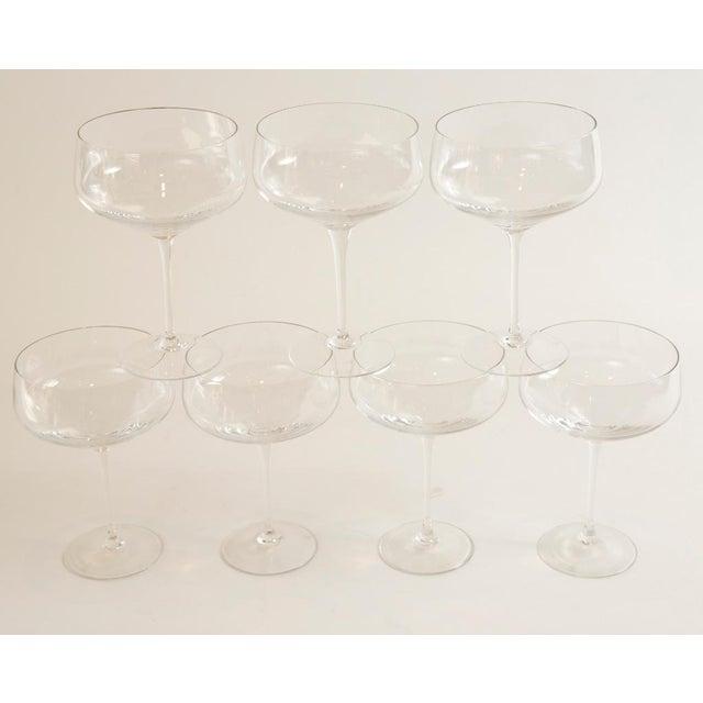 Vintage Rosenthal Crystal Stems - Set of 7 - Image 3 of 10